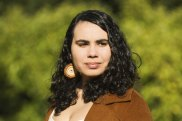 Garra Mundine is a young Indigenous woman who has recovered from two eating disorders.