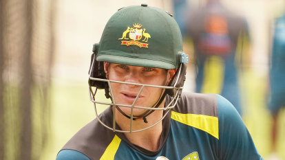 'I think it's unfinished business': Smith