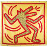 Keith Haring's 'Untitled' from 1982,