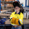 Women Who Weld program offers girls new pathways in STEM