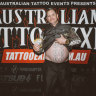 Man steals show at Australian Tattoo Expo with worst tattoo award