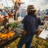 Wine, gin and fire: Gourmet feast starts with a bang in Swan Valley