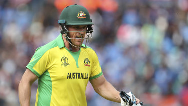 Aaron Finch says he would love to play cricket in Pakistan.