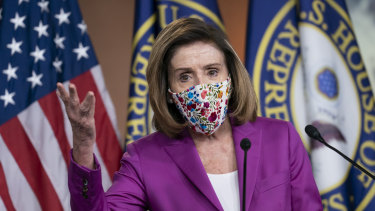 Speaker of the House Nancy Pelosi will seek to impeach him again.