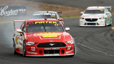 Ninth was good enough for Scott McLaughlin has secured the Supercars championship.