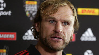 Crusaders coach Scott Robertson is the pick of those who want a breath of fresh air at the All Blacks.