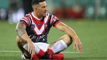 Sonny Bill Williams returned to the NRL with the Roosters after the Toronto Wolfpack withdrew from the Super League.