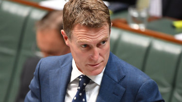Christian Porter is close to finalising a draft wage theft bill.
