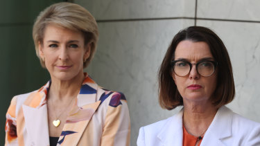 Employment Minister Michaelia Cash and Social Services Minister Anne Ruston have announced a suite of stronger mutual obligations for unemployed people.