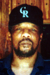 James Byrd jnr, who was chained to the back of a truck and dragged for nearly five kilometres along a secluded road in the woods outside Jasper, Texas.