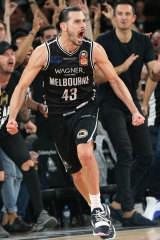 Chris Goulding's Melbourne United have been a big part of a rejuvenated NBL competition.