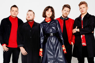 Of Monsters and Men have a busy Australian tour ahead.