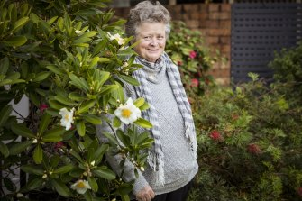 Mary McGowan has been honoured for the 40 years she has spent caring for children with cancer.