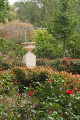 Anlaby's owners have a flexible approach to the garden's restoration.