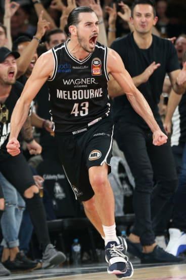 Chris Goulding's Melbourne United have been a big part of a rejuvenated NBL competition.