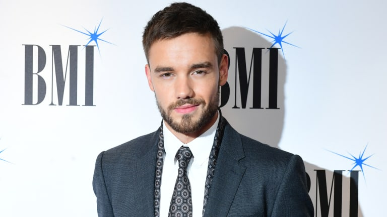 Liam Payne in London on October 1 this year.