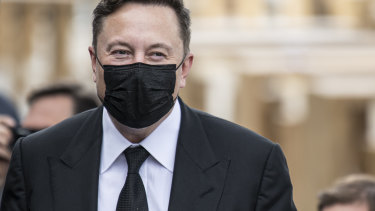 It's been a good pandemic year for Elon Musk.