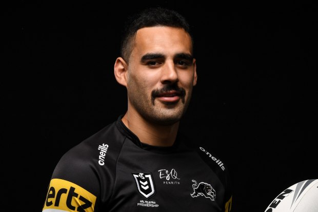 Tyrone May is set to start in the grand final for Penrith.