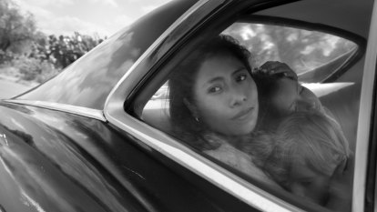 Why a best picture win for Roma will transform the movie business