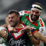 'Off-the-cuff footy will work': 300m games set to be NRL's new normal