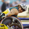 Sydney Paralympic Games were different for reason close to my heart