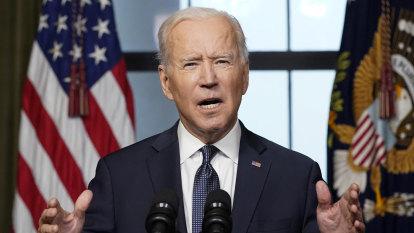 Echoing Trump, Biden vows to end 'forever war' in Afghanistan
