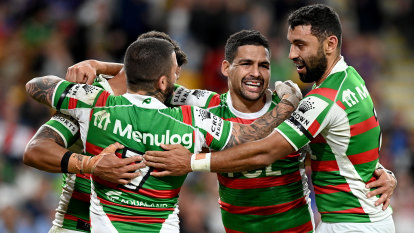 'Is the bunker reffing the game now?': Bennett blows stack after Souths win