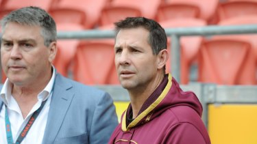 Mark Coyne was appointed to the Australian Rugby League Commission ahead of the 2019 NRL season.