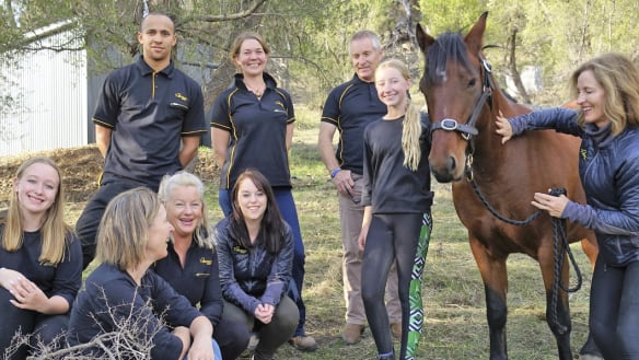 Scoot Boots takes boots for horses to the world