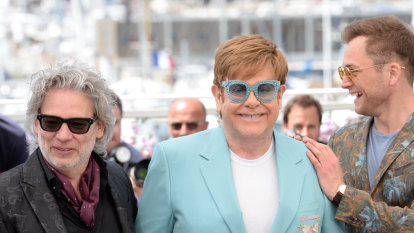 Elton John criticises Russia for 'cruelly' censoring gay scenes from Rocketman