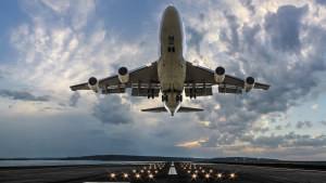 Travel stocks recorded another stellar day of trading on Monday.