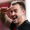 Wanderers prevail against Adelaide in seven-goal thriller