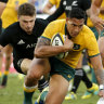 Wallabies' woes continue in Japan as All Blacks dominate third Test