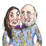 Camilla and Bill Franks