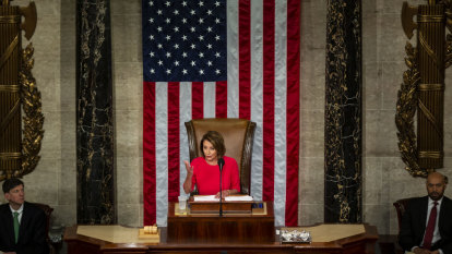 US House votes to condemn Trump's racially charged attacks
