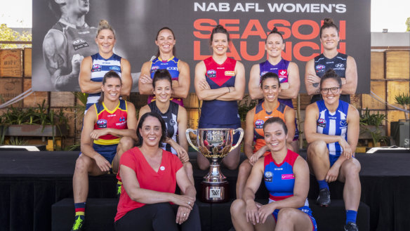 Co-captain Elise O'Dea wants Demons to change way AFLW played