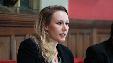 We want our country back: Marion Marechal-Le Pen.