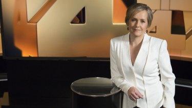 Sarah Ferguson presents the ABC's flagship current affairs show Four Corners.
