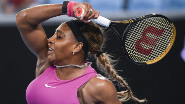 Serena Williams needed a super tie-breaker to get past Danielle Collins on Friday.