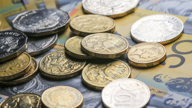 The Australian dollar has jumped around 29 per cent since March.