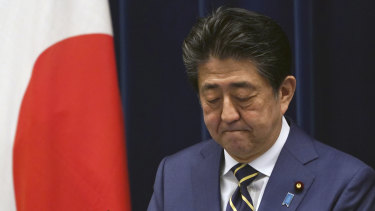 While Japanese Prime Minister Shinzo Abe has set out measures to counter the coronavirus, there is a sense that people have lost trust in their government.