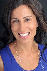 Neuroscientist and author Lisa Genova.