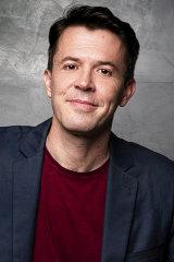 Director Tyran Parke.