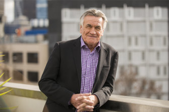 Barrie Cassidy is taking stock as his role on the ABC's <i>Insiders</i> comes to an end.
