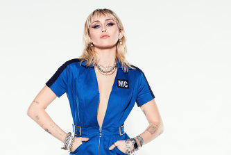 Miley Cyruswill headline theWorld Tour Bushfire Reliefcharity concert onFriday March 13 at Lakeside Stadium in Melbourne.