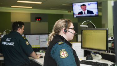 ESA's triple zero call centre is set to expand early next year.