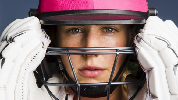 Sixers captain Ellyse Perry has taken her game to another level this WBBL season.