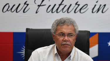 Tuvalu Prime Minister Enele Sopoaga said the needs of people had to be put above politics.