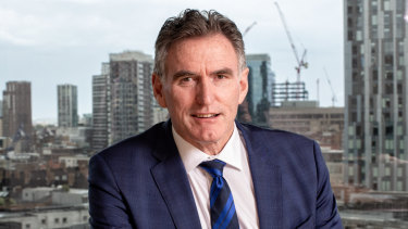 NAB is trying to clear the desk for new chief executive Ross McEwan.