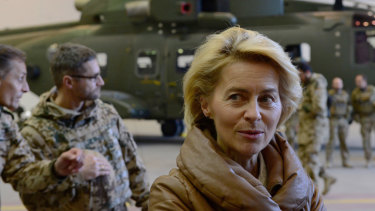 German defence minister Ursula von der Leyen won the coveted presidency of the European Commission.